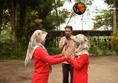 caping kelana - outbound BMT UMMAT - game konsentrasi - 081392350355